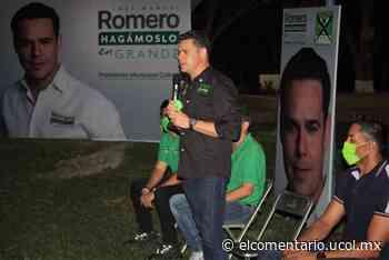 Plantea Romero Coello solucionar el problema del abastecimiento de agua de manera metropolitana - El Comentario