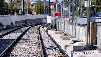 Gleisbauarbeiten zwischen Herrsching und Germering - Kreisbote