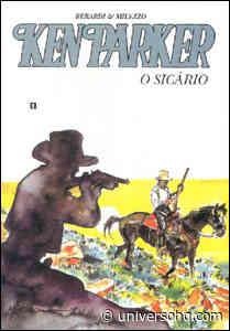 Editora Tapejara lança o volume 57 de Ken Parker - UNIVERSO HQ - Universohq