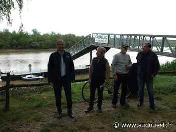 Cadaujac : « La péniche passe mais ne s'arrête pas » au port de l'Esquillot - Sud Ouest
