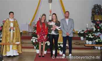 Leonie und Elias empfingen in Roding die Taufe - Mittelbayerische