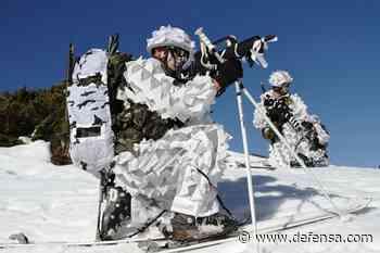 Cazadores de las cumbres, las tropas de montaña del Ejército español - Noticias Defensa En abierto - Defensa.com