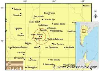 Sismo en las Altas Cumbres se sintió en Carlos Paz y la región - Carlos Paz Vivo!