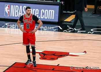 """Zach LaVine sees brighter days ahead: """"I love it here in Chicago... I'm very excited for the future."""""""
