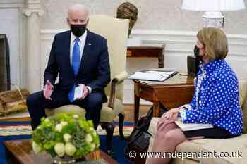 'Shel' and Joe: West Virginia duo a key link in Biden agenda