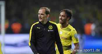 FC Chelsea: Thoma Tuchel schwärmt von Pierre-Emerick Aubameyang - SPORT1