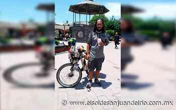 Ciclistas imparables en Tequisquiapan - El Sol de San Juan del Río