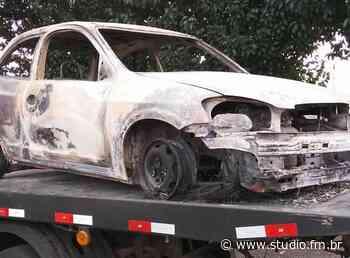 Veículo usado na fuga de suspeito de mortes chocantes em Lagoa Vermelha é encontrado - Rádio Studio 87.7 FM | Studio TV | Veranópolis