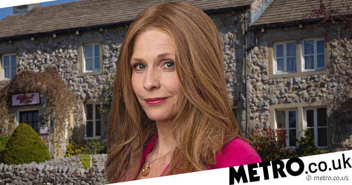 Emmerdale star Samantha Giles explains why she has to wear a wig as Bernice returns