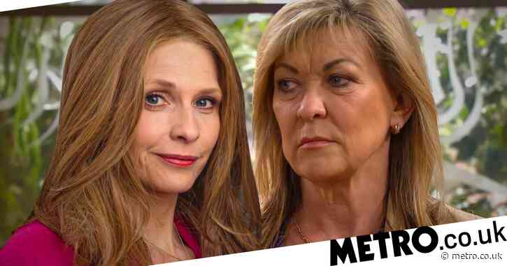 Emmerdale spoilers: Samantha Giles teases huge showdown for Bernice Blackstock and Kim Tate as they go to war over Gabby Thomas