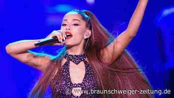 US-Popstar: Kleine und intime Feier: Ariana Grande hat geheiratet