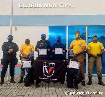 Mais agentes da Guarda Municipal capacitados em Mangaratiba - Jornal Atual