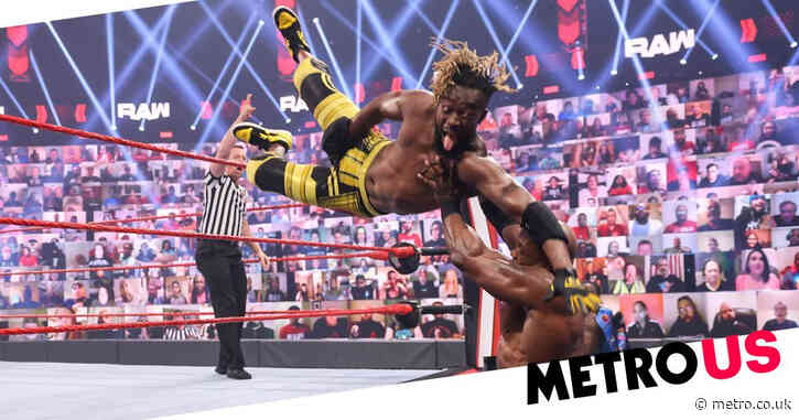 WWE Raw results, grades: Kofi Kingston beats WWE Champion Bobby Lashley and Randy Orton in two shock wins