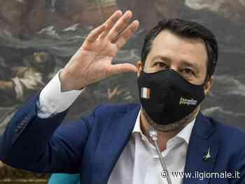 """Salvini vuole stringere e """"sonda"""" una donna"""