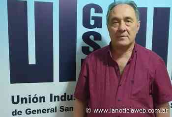 Joaquín Sabella fue reelecto en la Unión Industrial de San Martín - lanoticiaweb.com.ar