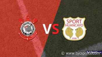 Por el Grupo E - Fecha 5 se enfrentarán Corinthians y Sport Huancayo - TyC Sports