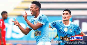 ¡Imbatibles! Sporting Cristal venció a Sport Huancayo en la fecha 8 de la Liga 1 - exitosanoticias