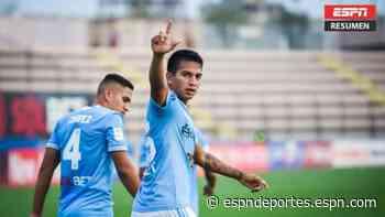 Sporting Cristal sigue imparable y ahora derrotó a Sport Huancayo - ESPN Deportes