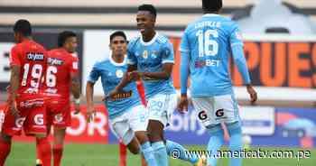 Sporting Cristal vs. Sport Huancayo chocan por la fecha 8 de la Fase 1 - América Televisión