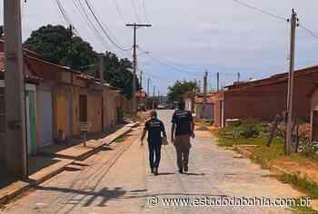 Prisão Suspeito de latrocínio é preso em Campo Formoso - Rahiana