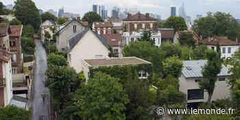 Immobilier : Suresnes, la maison à un million d'euros et le « bout de jardin » - Le Monde