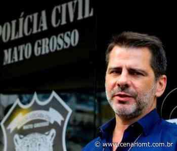 Ex-delegado de Lucas do Rio Verde, Flávio Stringueta, é cogitado para eleições de 2022 - CenárioMT