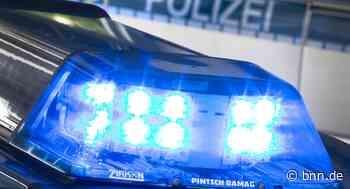 Rentner verursacht auf der L 559 bei Eggenstein-Leopoldshafen einen Unfall - BNN - Badische Neueste Nachrichten