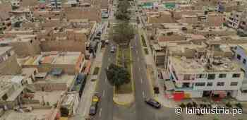 Trujillo: Rehabilitación de la avenida Ricardo Palma tiene un avance de 98 % - laindustria.pe