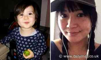 Search intensifies for missing mum and toddler daughter, cops release picture of the two-year-old