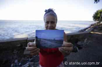 Maré causa estragos e comunidade da Ilha de Itaparica pede solução - A Tarde On Line