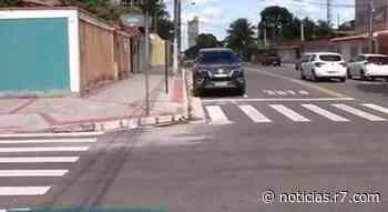 VÍDEO | Mulher é agredida por criminosos durante assalto em Itaparica, Vila Velha - HORA 7
