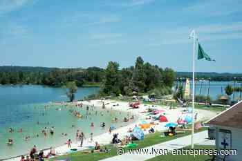 [PRÉVENTION BAIGNADE] Le Grand Parc Miribel Jonage se jette à l'eau ! - Lyon-Entreprises.com
