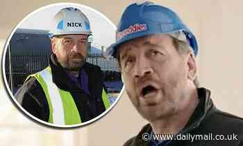 Nick Knowles 'is facing the sack from DIY SOS after breaching BBC rules with Shreddies TV advert'