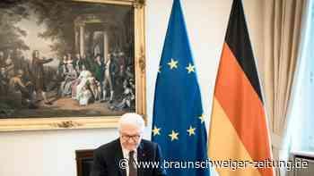 Bundespräsident: Stimmen in FDP für zweite Amtszeit Steinmeiers