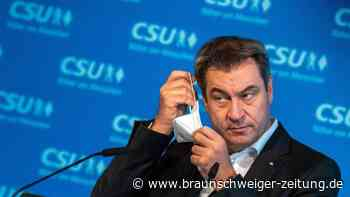 Umfrage: CSU verliert in Bayern weiter an Boden gegen Grüne