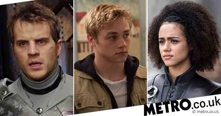 The UK soap stars who smashed Hollywood: From EastEnders' Ben Hardy to Hollyoaks' Nathalie Emmanuel