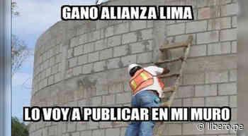 Alianza Lima derrotó 2-0 al Sport Boys y los memes no se hicieron esperar - Libero.pe