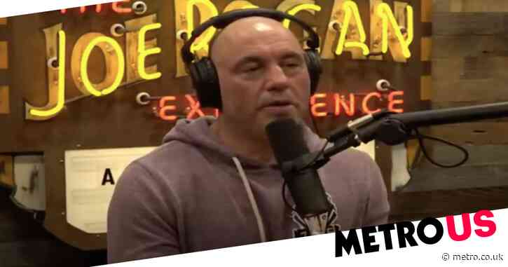 Joe Rogan claims 'straight white men won't be allowed to talk' due to 'woke culture'
