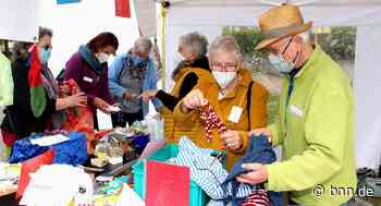 Textilwerkstatt Pfinztal haucht alten Materialien neues Leben ein - BNN - Badische Neueste Nachrichten