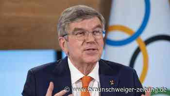 """IOC-Chef: Bach-Brief: """"Große Sorge"""" um Glaubwürdigkeit des DOSB"""