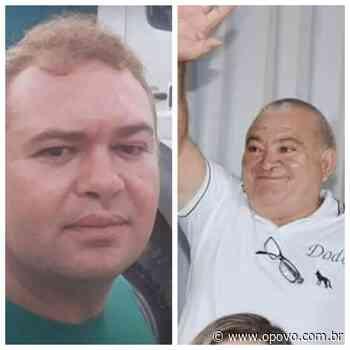 Ex-vereadores em Mauriti, no Ceará, pai e filho morrem de Covid num intervalo de seis dias - O POVO
