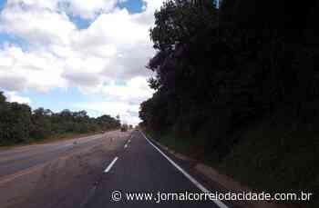 Hoje tem interdição total na BR-040 entre o pedágio de Itabirito e o restaurante Mirante da Serra - Jornal Correio da Cidade