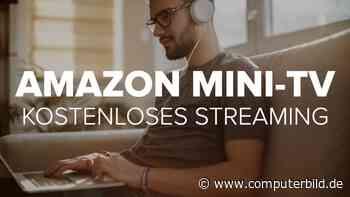 Amazon Mini-TV: Kostenloses Streaming
