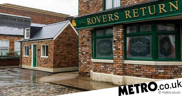 You can spend the night on Coronation Street in a 'once in a lifetime' event