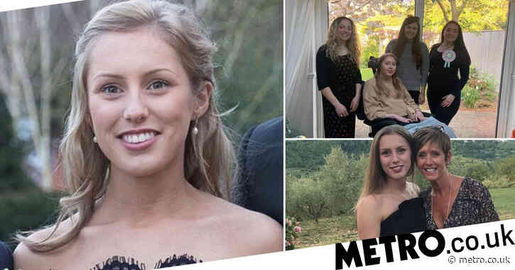 Grieving mum vows to keep fundraising page going in memory of daughter who died of rare cancer at 22