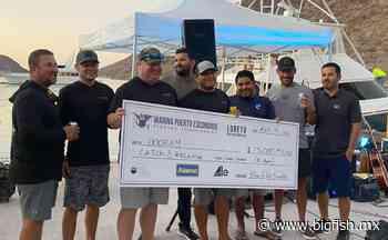 Vibrante 'Marina Puerto Escondido Fishing Tournament' - Big Fish