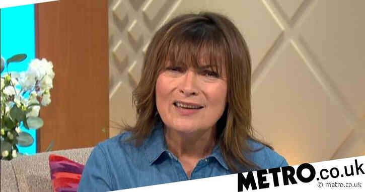 Lorraine Kelly flustered as interview with Meghan Markle's ex takes disastrous turn: 'I don't believe it'