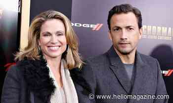 Amy Robach and husband Andrew Shue are couple goals in latest selfie