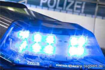 Straftäter stellt sich nach zweijähriger Suche der Polizei - Schwäbisches Tagblatt