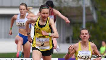 Leichtathletik Läufermeeting Pliezhausen: Spitzensport am Schönbuchrand: Weltmeisterin Malaika Mihambo ist am Start - SWP